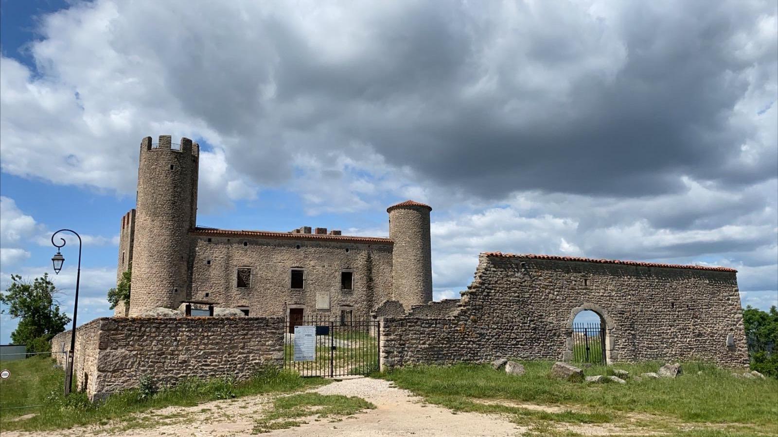 Photo Chateau d'Essalois