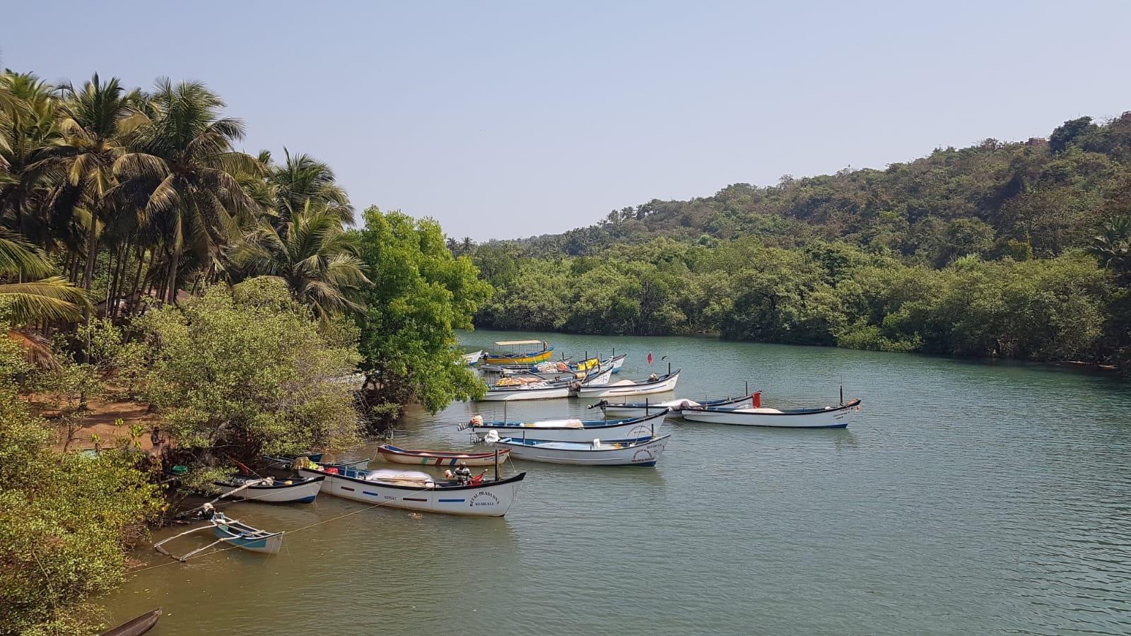 Photo Inde bateau