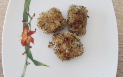 Nuggets de poisson au basilic